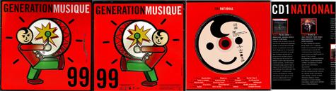 Génération Musique 99 - Promo