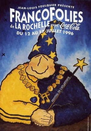 Affiche Francos 96