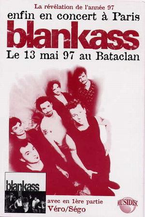 Carte Promo Bataclan