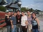 Jimmy, Mymi, Greg, Guillaume, Foot\', Alex, Linou