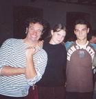 Olivier, Claire & Nicolas